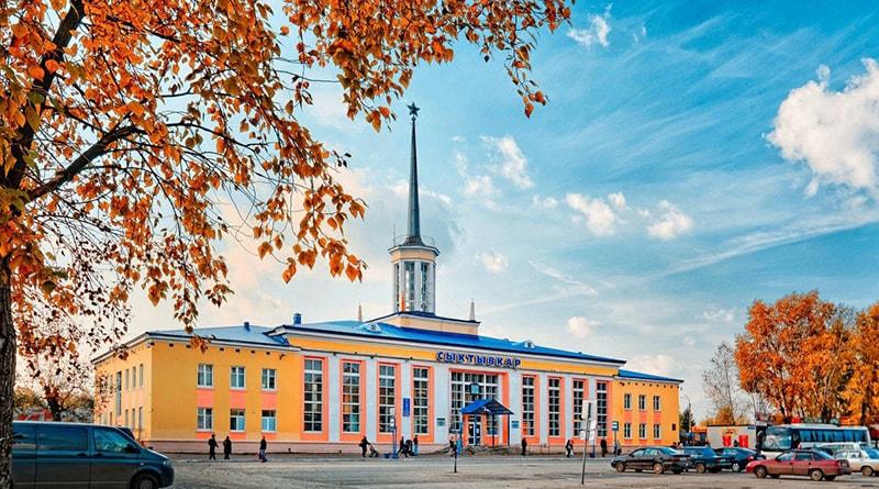 Авиабилеты в г Сыктывкар купить билет на самолет в Flyru